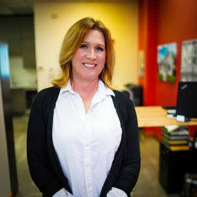 Kathy Scharp - Office Manager